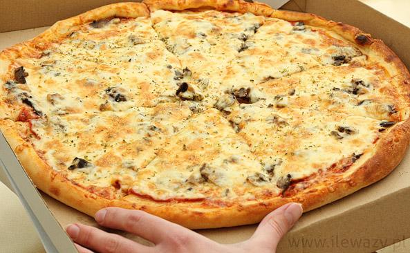 kalorie pizza